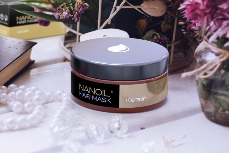 Top Keratinmasken Nanoil