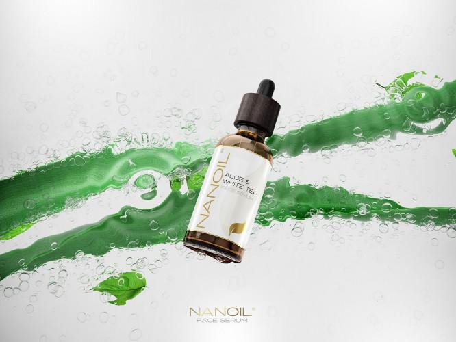 nanoil aloe vera face serum